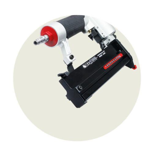 Air Pneumatic Stapler Framing Upholstery Gun