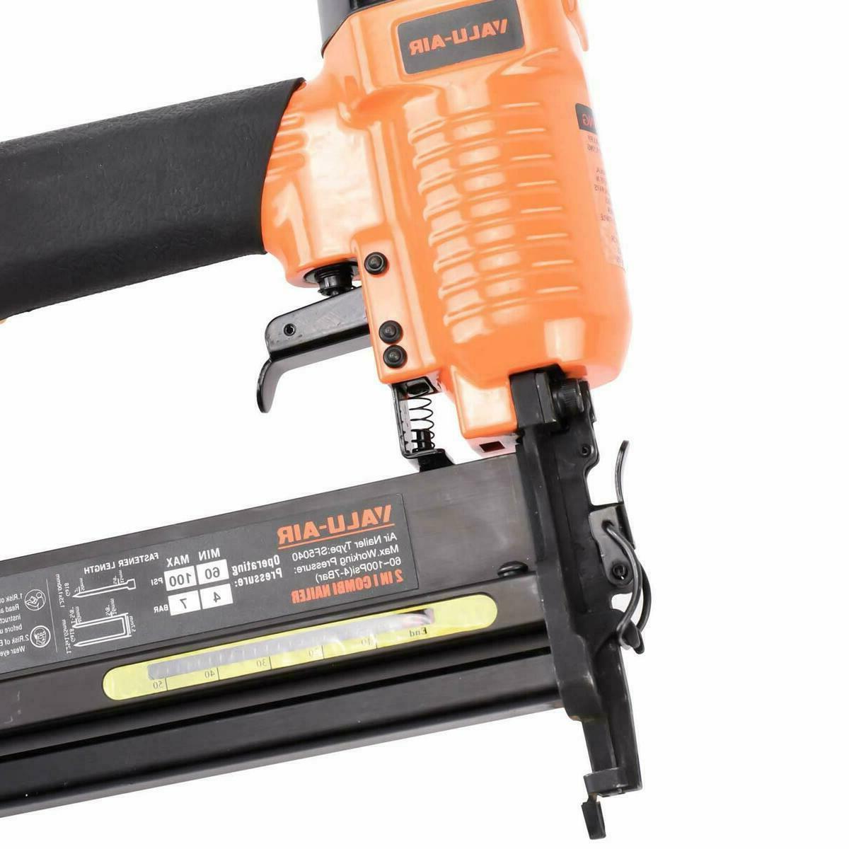 Air Gun Upholstery Wire Framing Stapler