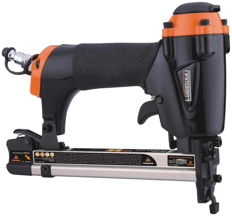 Air Pneumatic Staplers Staple Upholstery Framing Fine