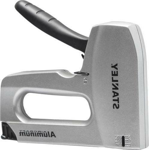 Stanley TR150 Aircraft Aluminum Heavy Duty Manual Staple Gun