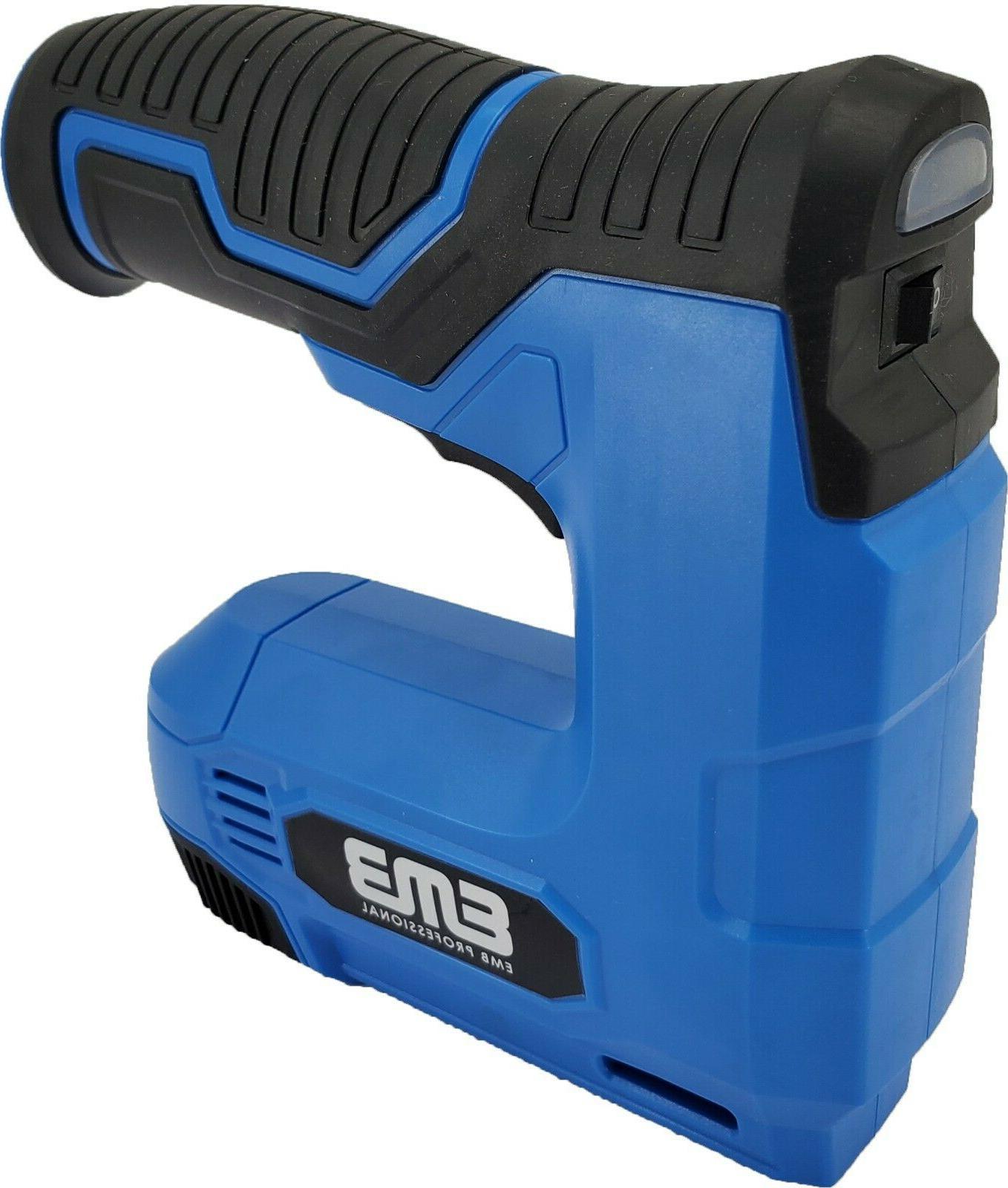 EMB Staple Gun, 4V Nailer