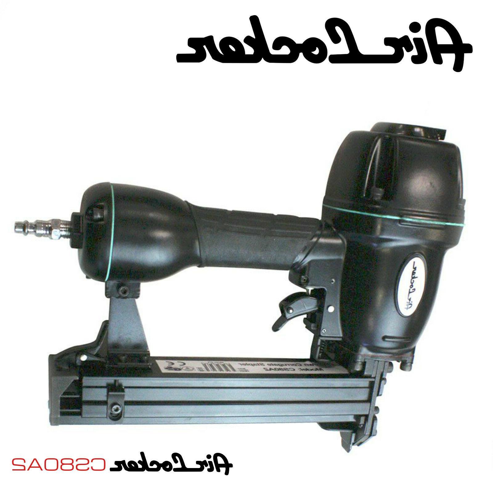 AIR LOCKER CS80A2 3//8 Inch to 5//8 Inch Heavy Duty Aluminum Body Corrugated Fastener AL-CS80A2