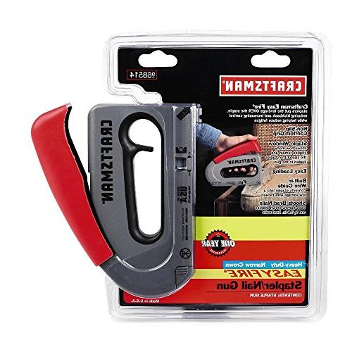 Craftsman Easy Stapler/Nail Gun