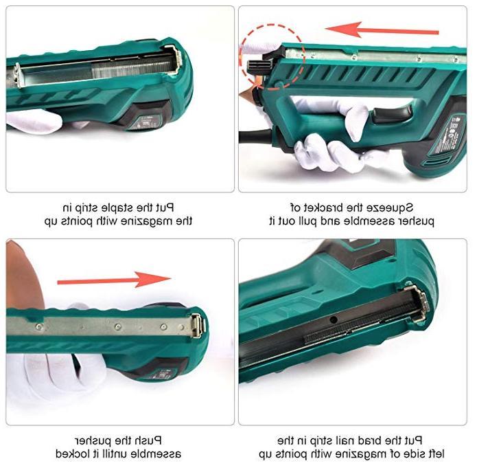 Electric NEU MASTER Gun with Safety Power