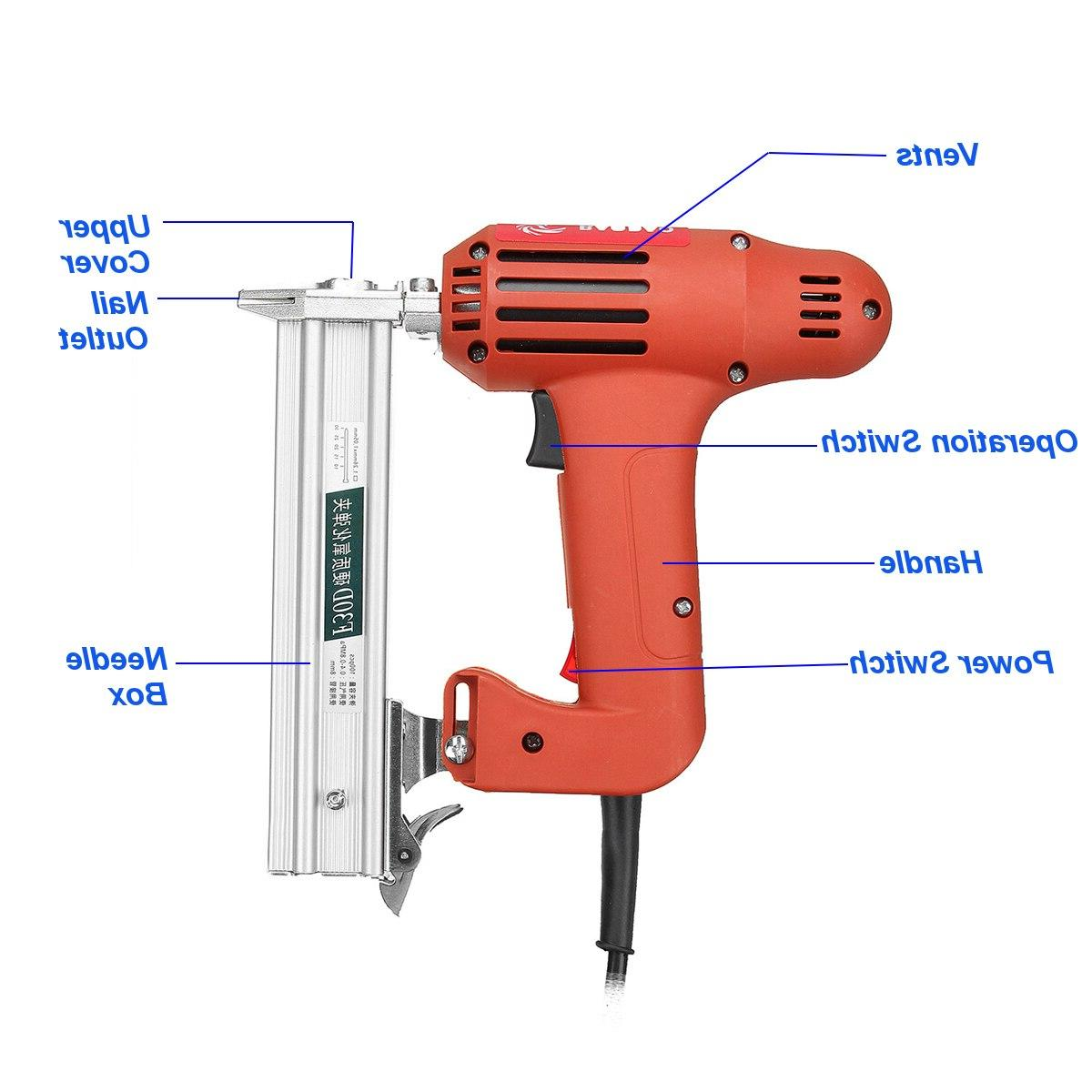 Electric 1800W <font><b>Guns</b></font> Woodworking Tool Speed