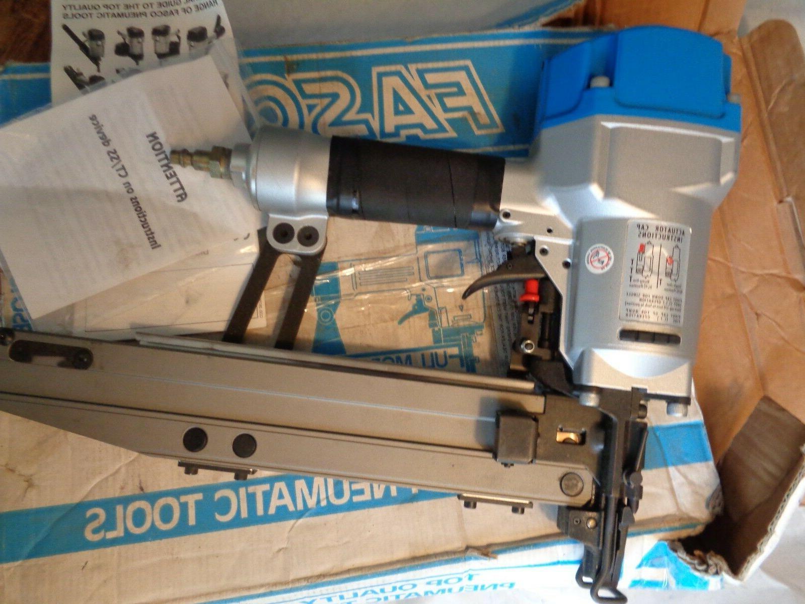 Fasco G-55 16 Gauge gun Stapler