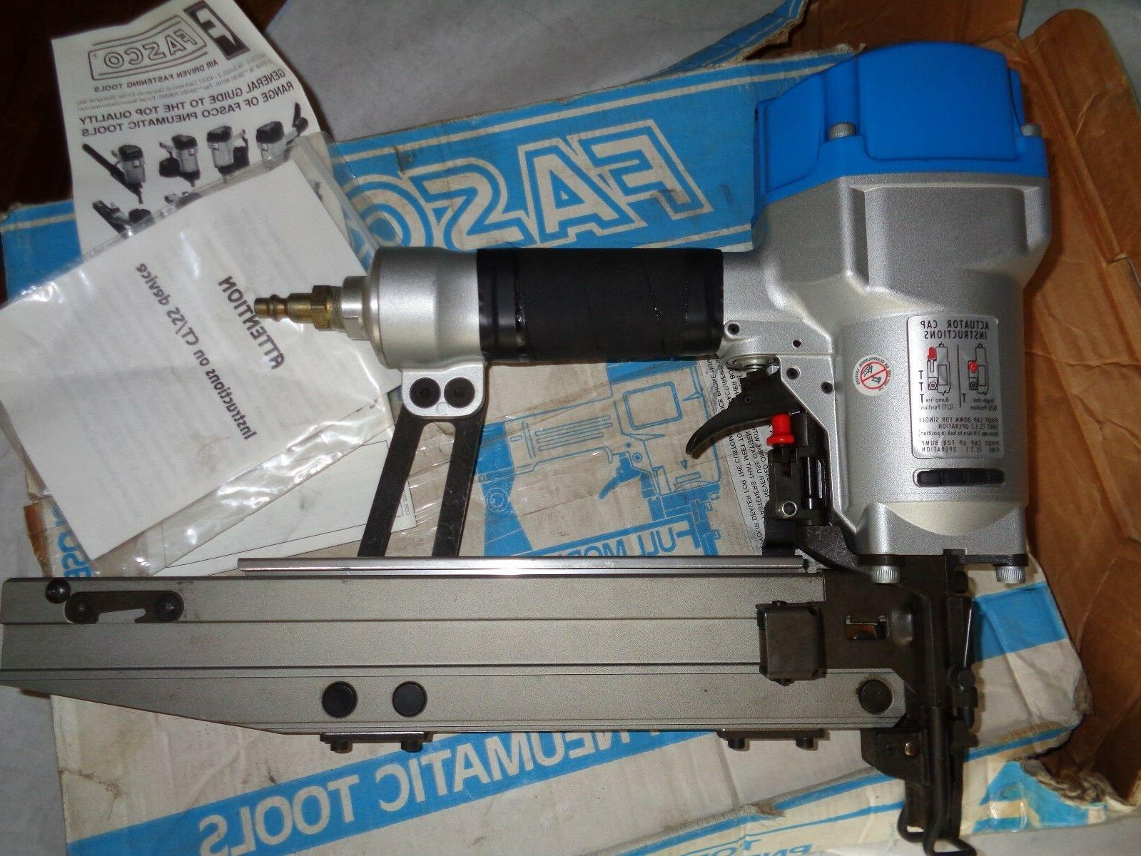 f45c g 55 ss 16 gauge pneumatic