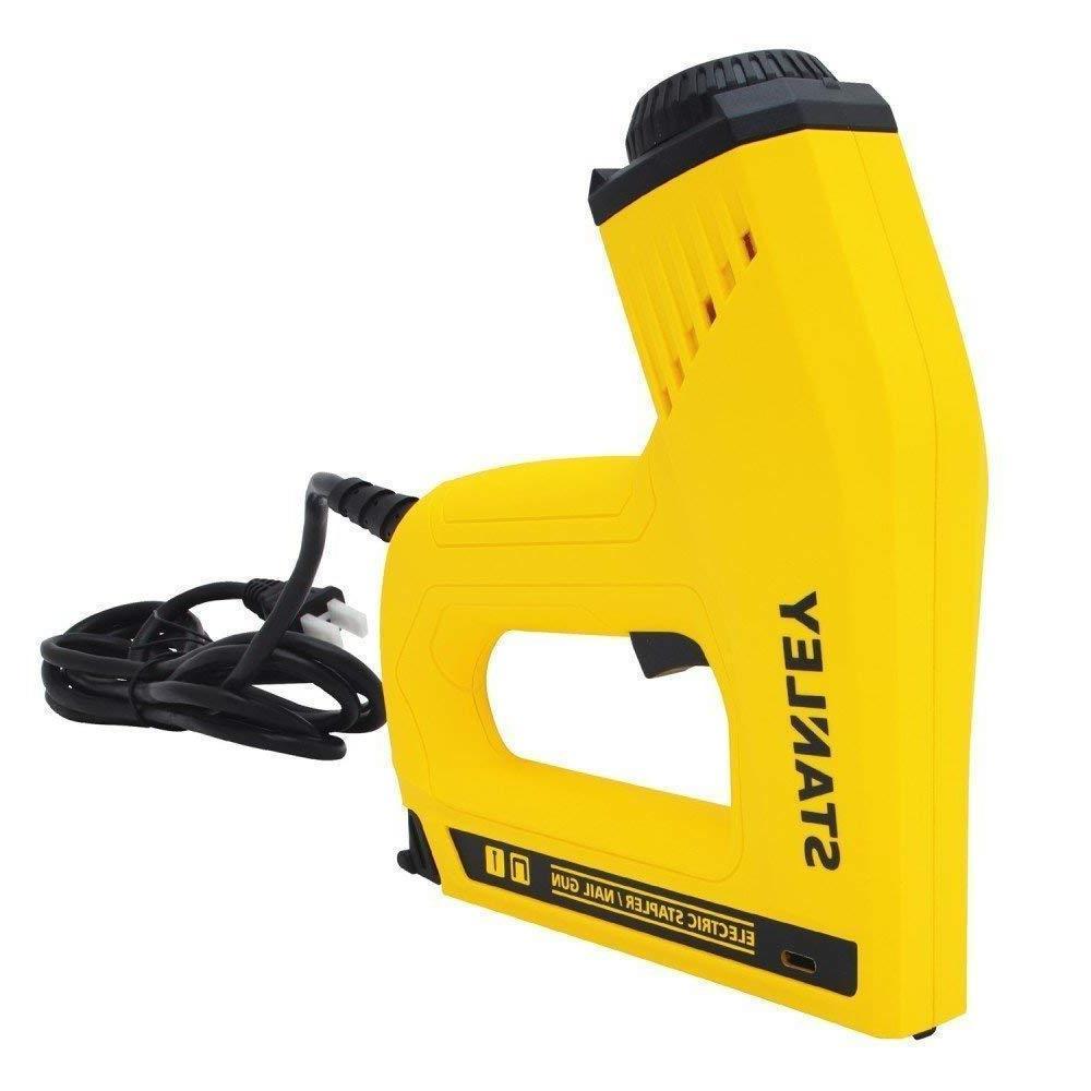 hand power tools heavy duty electric staple