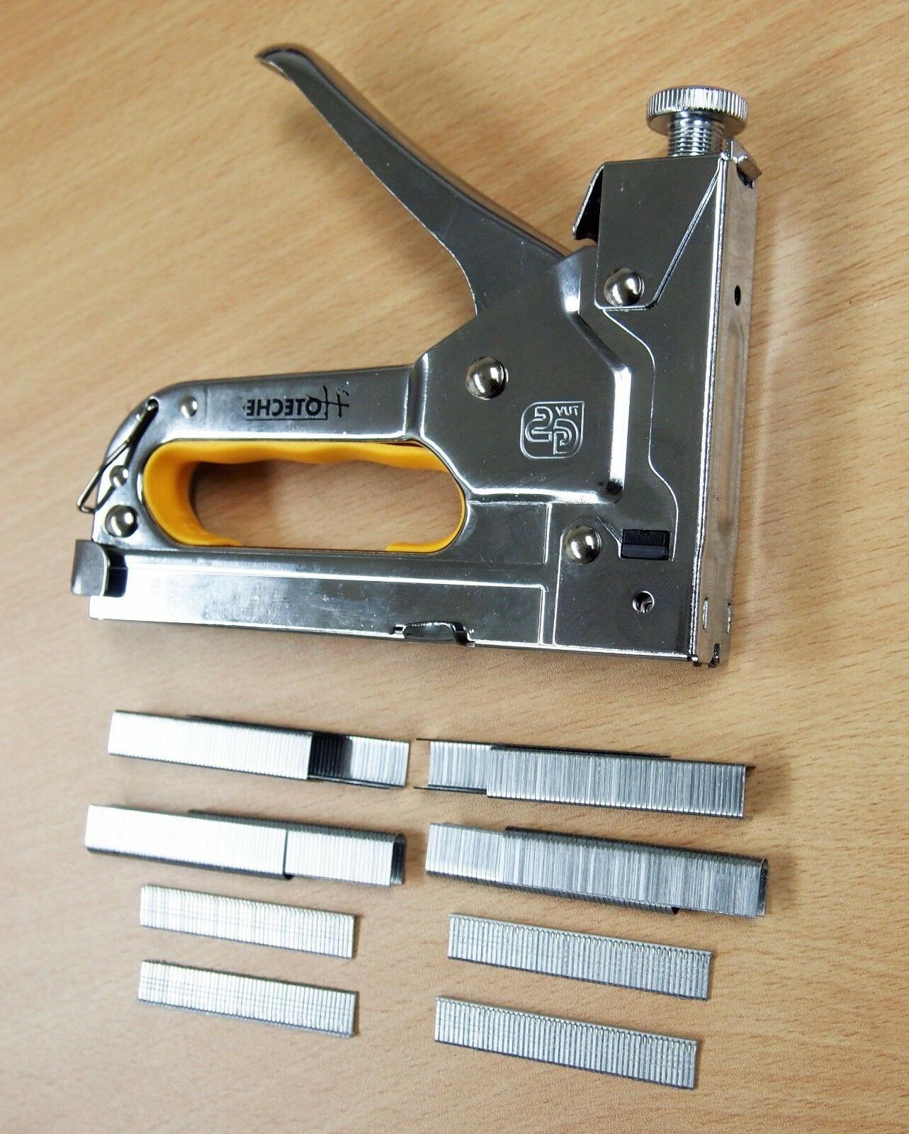 1 Staple Tacker with 600 Staples