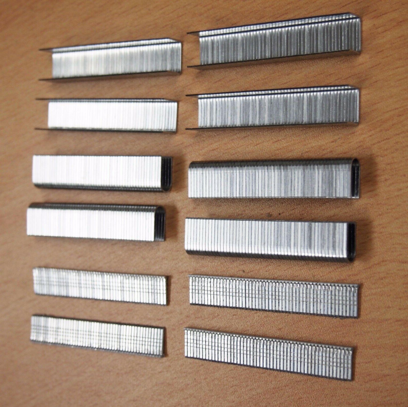 1 Hand Staple Tacker 600 Staples