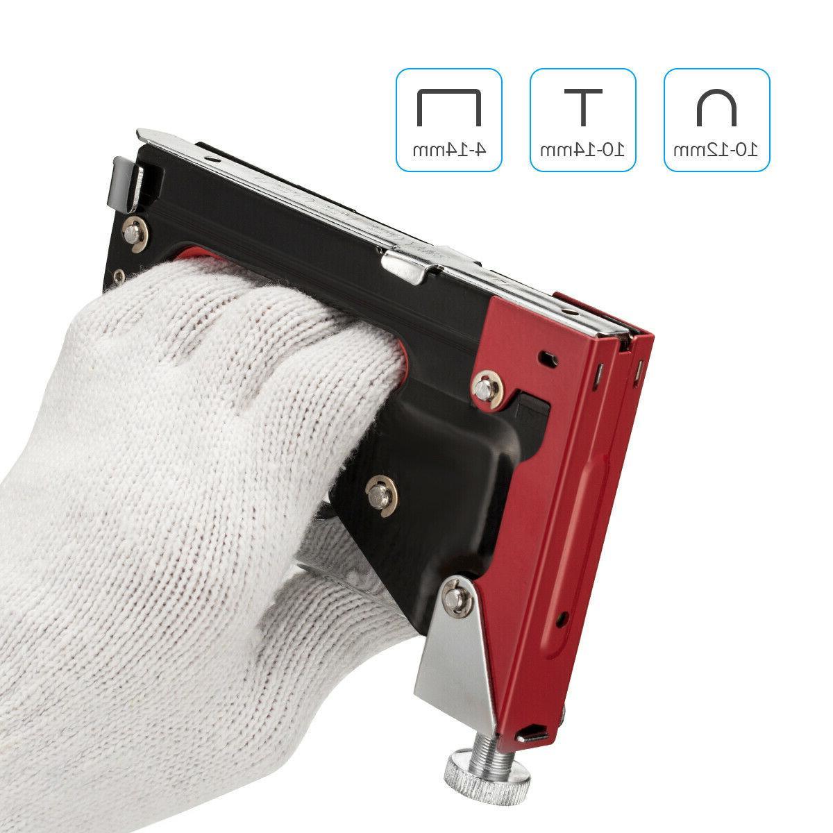 Heavy Stapler 600 nails 1 Cordless Stapler Tackers