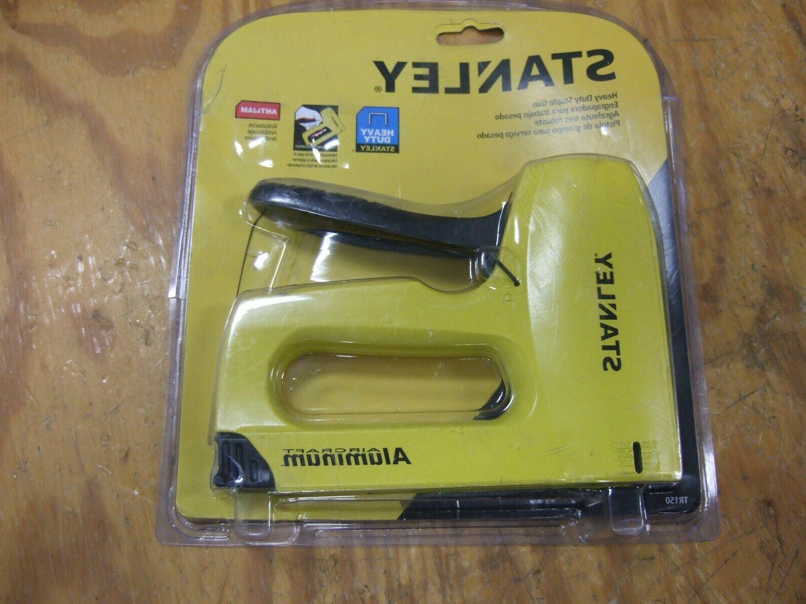 heavy duty staple gun brad nailer tr150