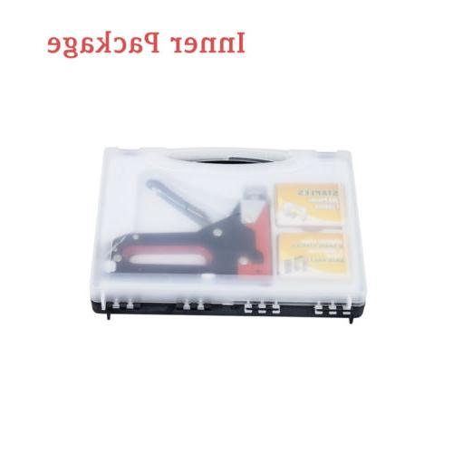HEAVY STAPLE 3 IN 1 TACKER WITH UPHOLSTERY
