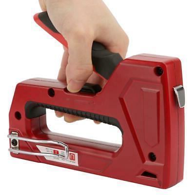 Heavy Duty Staple Gun Tacker Stapler Hand Tool
