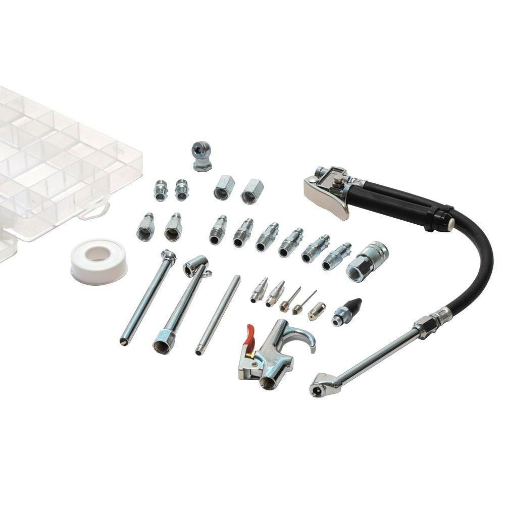 inflator air compressor accessory kit