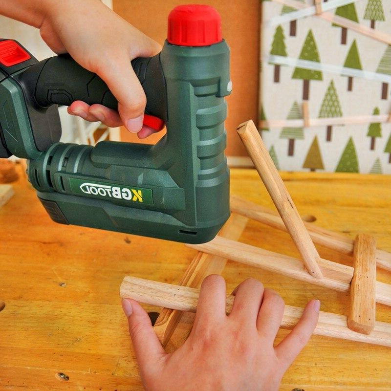 KGB Adjustable Cordless Staple furniture for carpentry