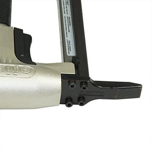 MT7116LN Stapler-22 Gauge 71 Series Crown C 3/16-inch 5/8-inch Leg Nose Stapler Wire Stapler