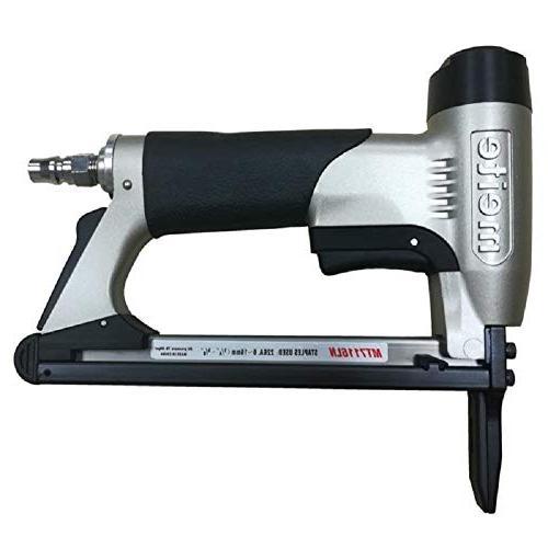 mt7116ln upholstery stapler 22 gauge