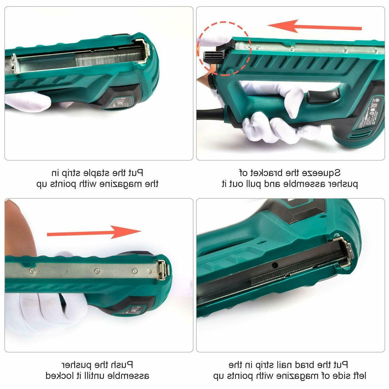 NEU MASTER Staple Gun N6033, Brad Power