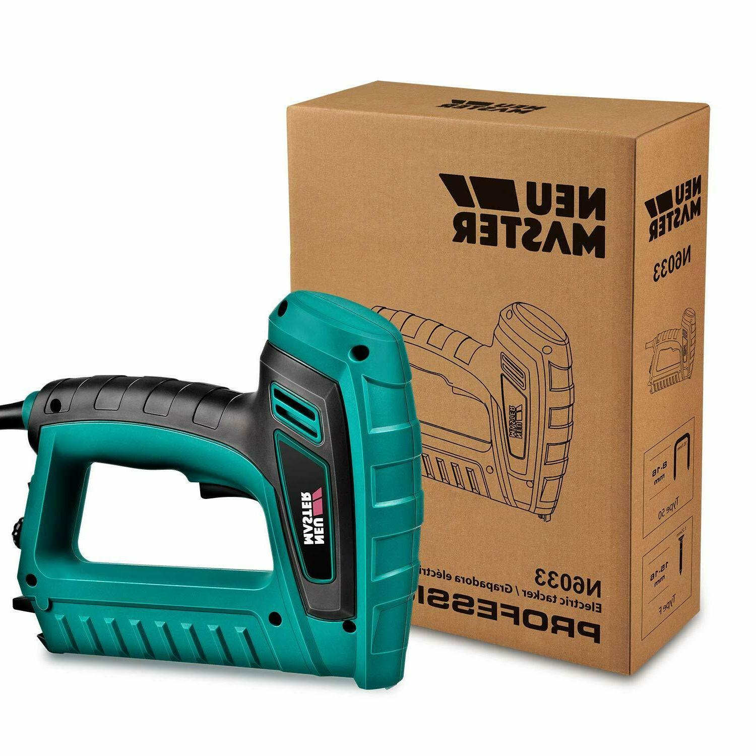 NEU N6033, Electric Brad Nailer with and Power