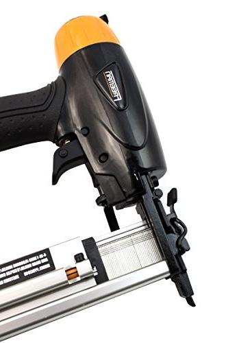 Freeman Professional Flooring Set of 2 Pneumatic Nail Guns with & 4-in-1 Flooring Nailer/Stapler Mallet