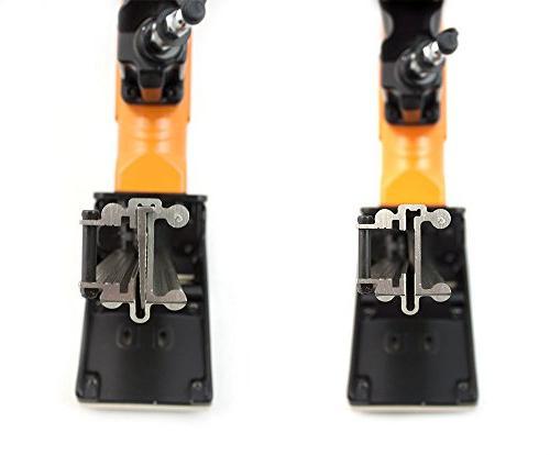 Freeman Professional Pneumatic 2 Pneumatic Guns & 4-in-1 Mini Nailer/Stapler Rubber Mallet