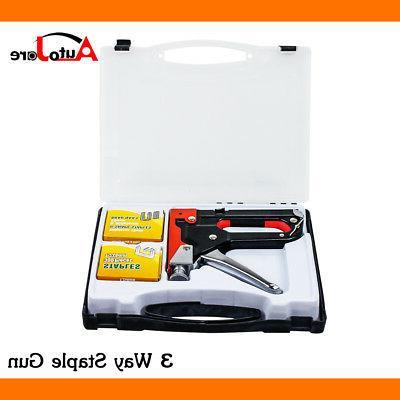 3 1 Duty Staple Gun Kinds Kit Wood Fabric Crafts