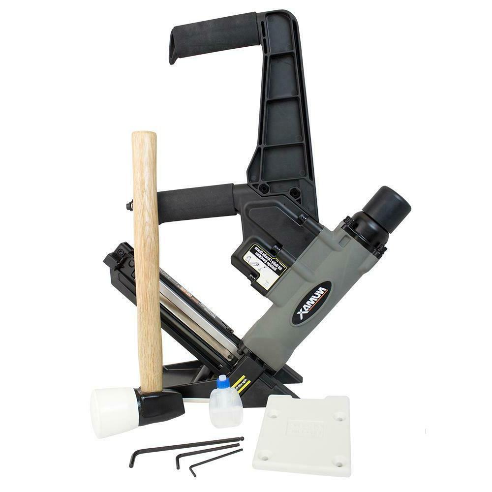s50lsdh 2in1 dual handle flooring nailer