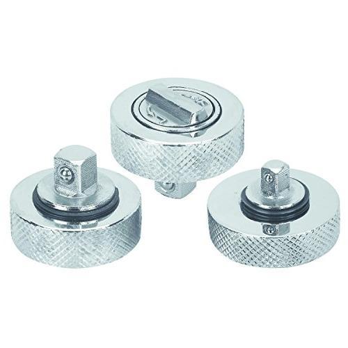set of 3 drop forged thumbwheel ratchets