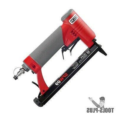 """Senco SFW09 22 Gauge 3/8"""" Crown Upholstery Stapler C Wire -"""