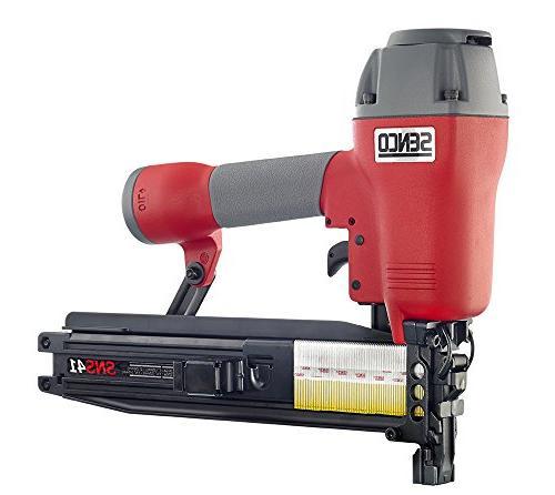 sns41 16 gauge construction stapler