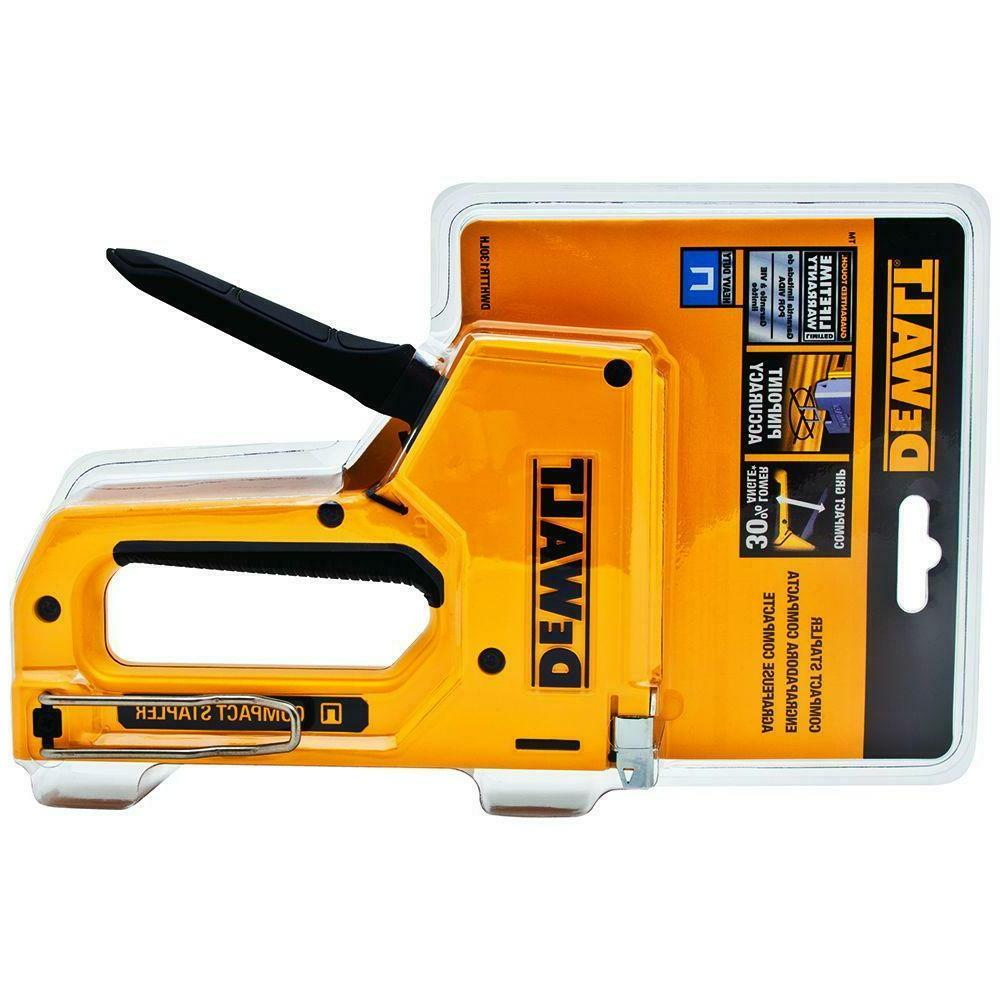 DEWALT Duty Compact Hand Tool DIY Projects Yellow