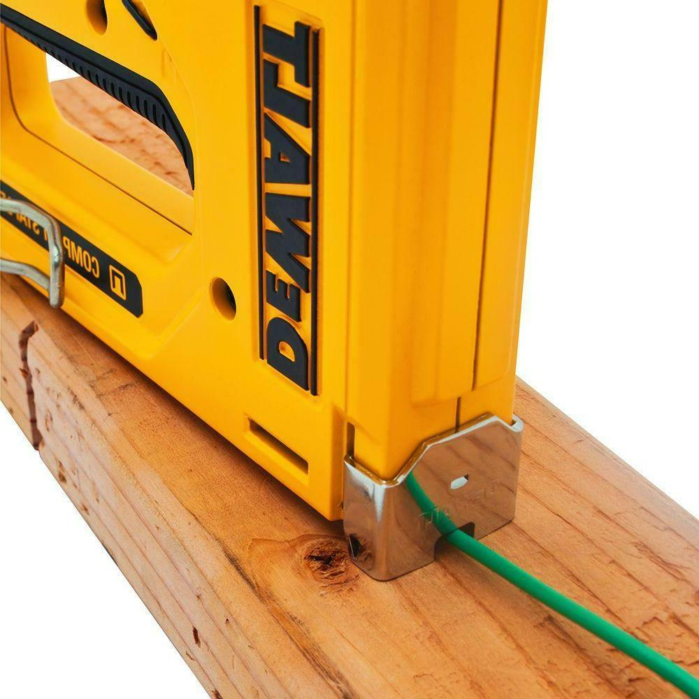 DEWALT Staple Duty Tool Yellow