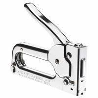Junior Staple Gun Tackerall Chrome, Sold As 1 Each