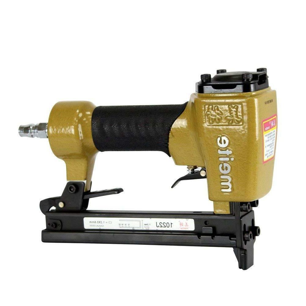 Stapler- 20 Gauge 3/8-Inch to 7/8-Inch Fine Wire Stapler Mei