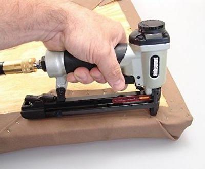 stapler gun 1250 staples pack case pneumatic