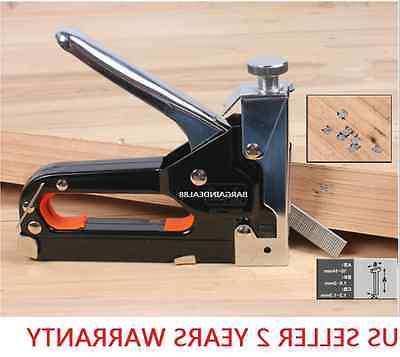 t45 staple gun metal 3 way tacker