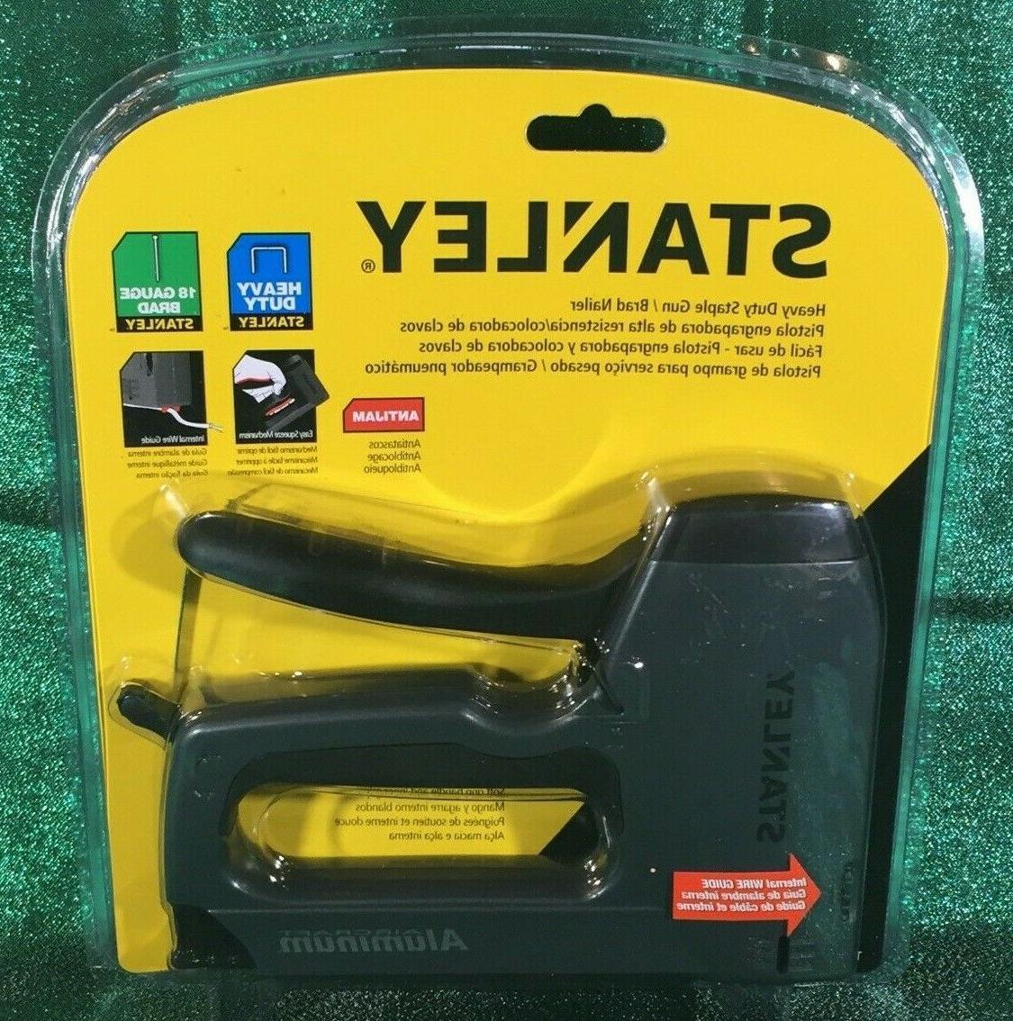 tr250 staple nail gun manual hvy duty