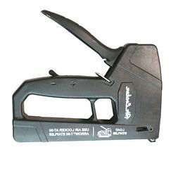 "Manual Hand Staple Gun, T50 Staples x 5/8"" Long / 18 Gauge B"