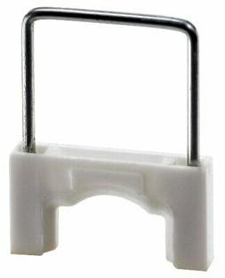 GARDNER BENDER MPS2100, Cable Staple, 3/8In, Plastic, Pk200