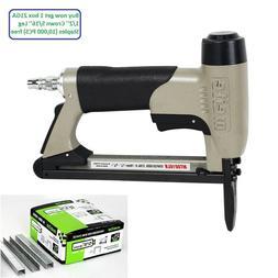 meite MT8016LN 21GA Upholstery Stapler Air Stapler Power Gun