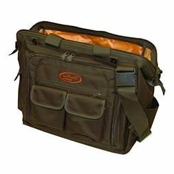 "Mud River Dog Handlers Bag, 16"" x 11"" x 14"", Brown"
