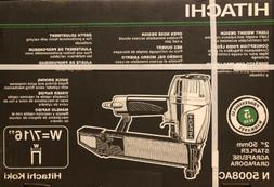 "Hitachi N5008AC2 7/16"" Standard Crown Stapler 16 Gauge"