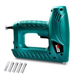 Electric Brad Nailer, NEU MASTER Staple Gun N6013 with Conta
