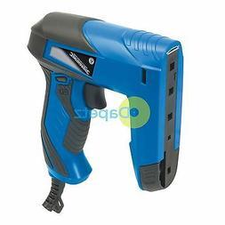 Nailer Stapler Electric Staple Nail Gun with 400 Staples & 1