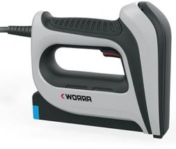 New 0.375-in Spiral-drive Electric Staple Gun for for Uphols