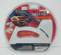 New! Light Tacker Surebonder STAPLE GUN Holiday Staples & In