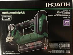 "Hitachi NP18DSAL 18V Cordless 1-3/8"" 23-Gauge Pin Nailer Kit"
