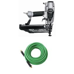 Hitachi NT65M2S 16-Gauge Finish Nailer with Integrated Air D