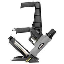 NuMax S50LSDH 2-in-1 Dual Handle Flooring Nailer and Stapler